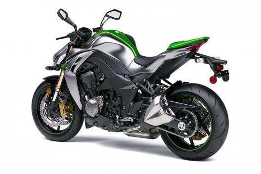 2014 Kawasaki Z1000 Special Edition