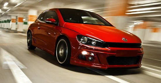 Volkswagen Scirocco By ABT Sportsline