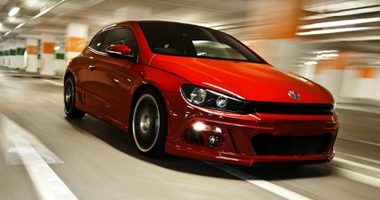 Volkswagen Scirocco By ABT Sportsline Volkswagen Scirocco By ABT Sportsline