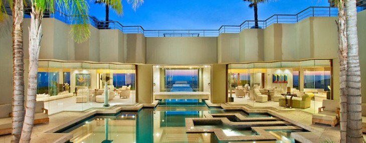 Secluded Architectural Masterpiece in San Diego on Sale for $12,5 Million