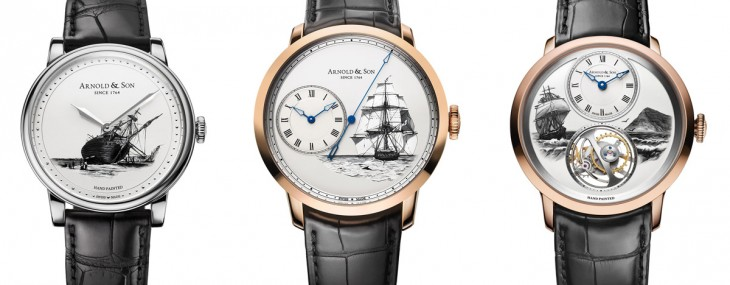 Arnold & Son HMS Beagle Set Strictly Limited