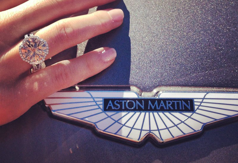 Aston Martin Jewelry Collection By John Calleija Is Inspired By One – 77