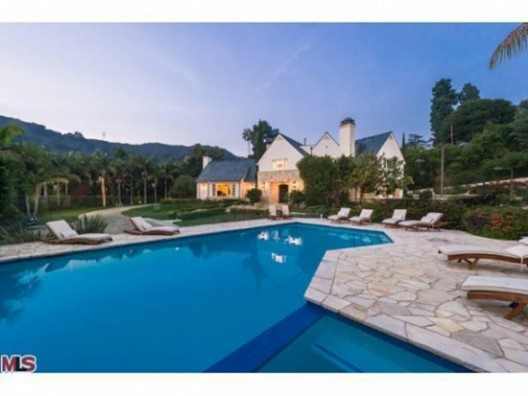 Oz's Cowardly Lion and Paul McCartney Once Lived in this Beverly Hills Home; Own it for $28.5 Million