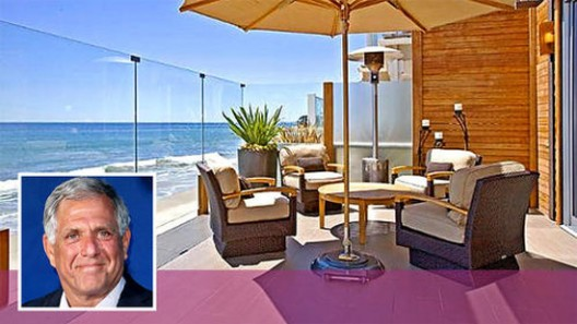 CBS Head Leslie Moonves Finds Buyer for Malibu Property