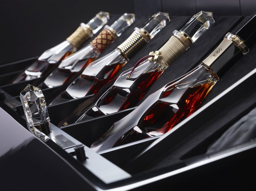 Camus' Five Exceptional Cuvee Cognacs - An Organoleptic Piano