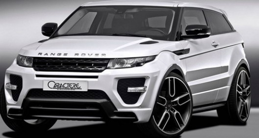 Caractere Range Rover Evoque Body Kit