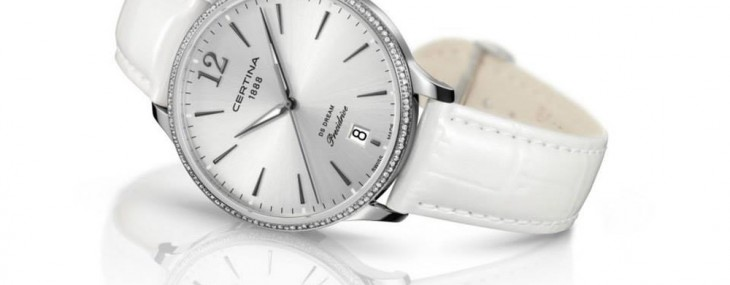 Three New Models In Certina DS Dream Ladies Collection