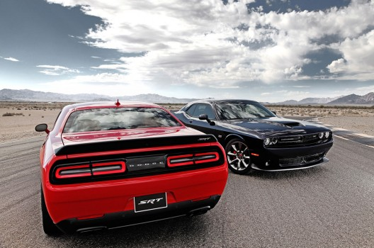 The First Produced Copy Of The Challenger SRT Hellcat At Auction