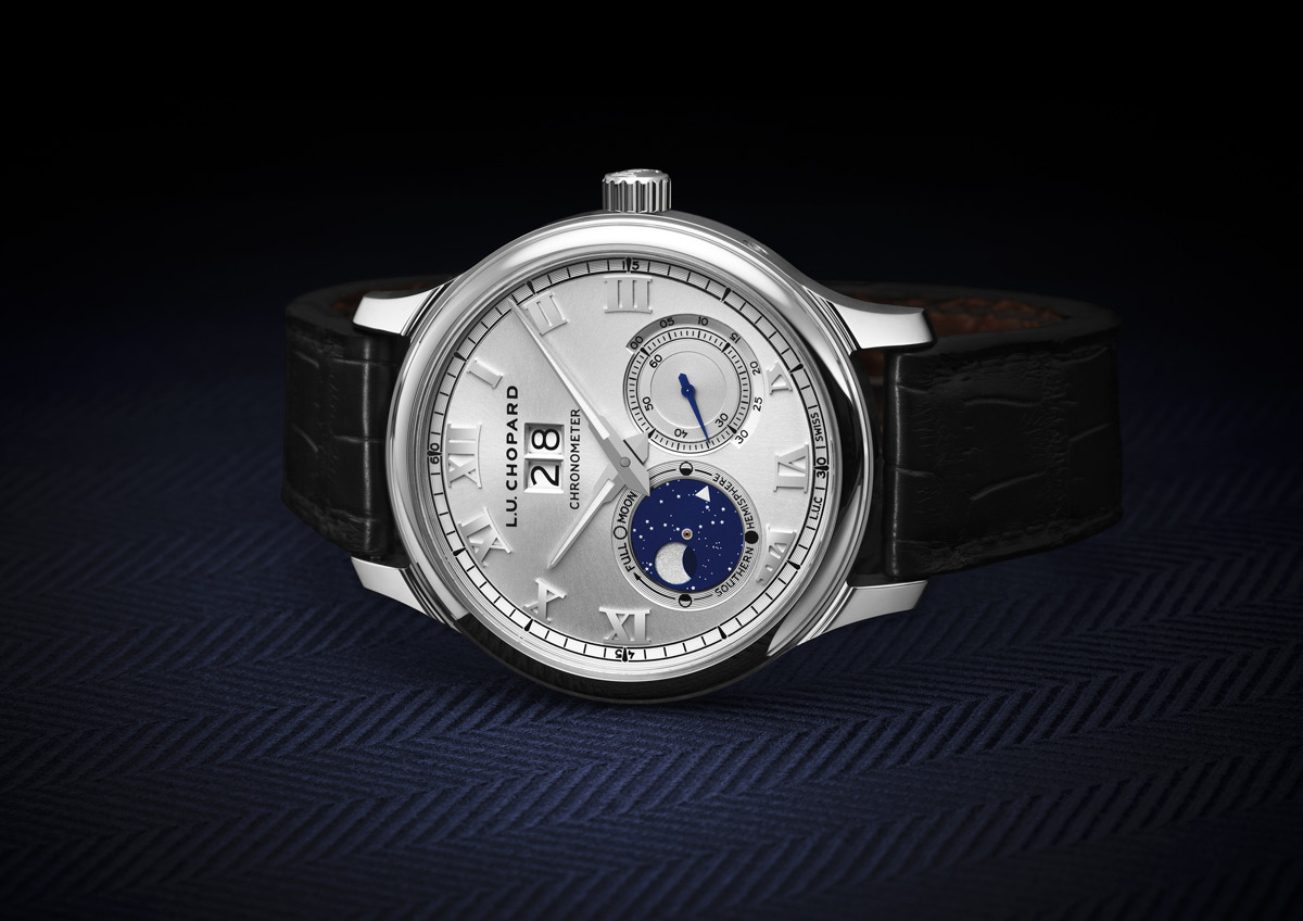 CHOPARD LAUNCHES THE L.U.C LUNAR BIG DATE
