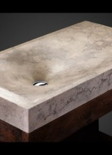Luxury Concrete Sinks By Pietra Danzare