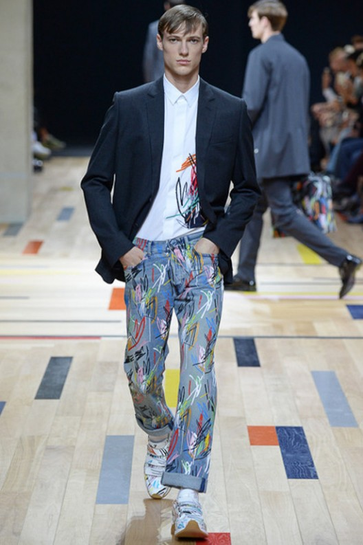Dior Spring/Summer 2015 Men's Collection