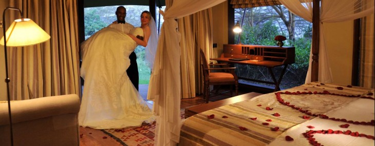 Discover Africa Present The Most Expensive Honeymoon In The World