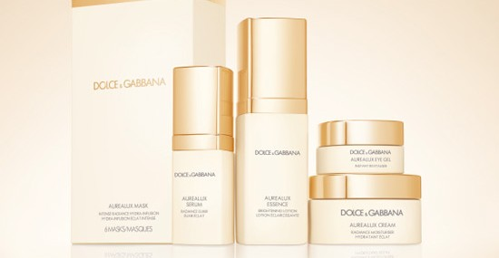 P&G Launches Dolce & Gabbana Full Skincare Collection