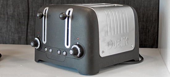 Dualit New Smart Toaster - 'Rolls Royce' of the Toasting World