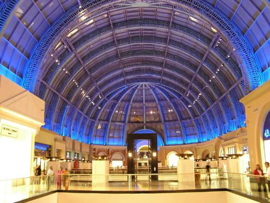 Dubai will get world 39 s biggest shopping mall extravaganzi for The largest hotel in dubai