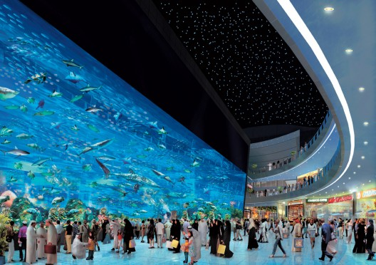 Dubai Will Get World's Biggest Shopping Mall