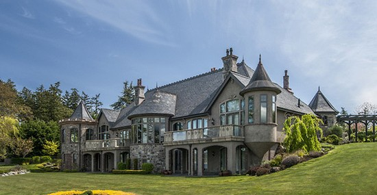 Luxury Property In European Style