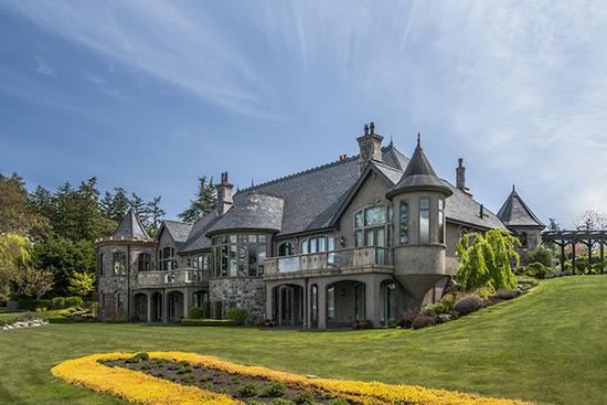 Luxury Property In European Style