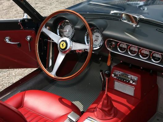 Ferrari 250 GT SWB California Spyder At 2014 Gooding & Company's Pebble Beach