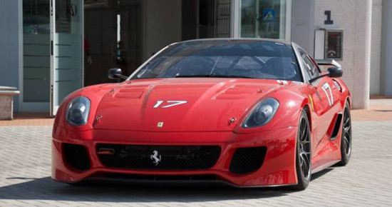 Unique And Rare Ferrari 599XX On Sale For $1.2Million