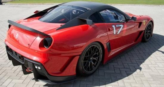 Unique And Rare Ferrari 599xx On Sale For 1 2million Extravaganzi