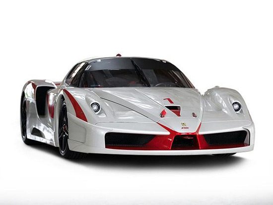 Exclusive Ferrari FXX Evoluzione On Sale