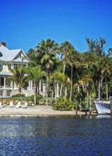 Private Florida Island with Exclusive Villa On Sale
