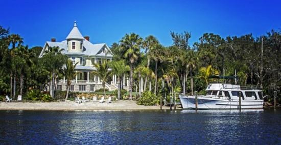 Private Florida Island with Exclusive Villa On Sale