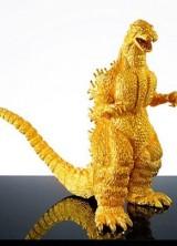 Ginza Tanaka's Gold Godzilla Worth $1,5 Million