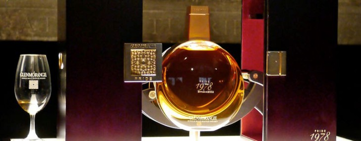 Pride 1978 – Glenmorangie's Most Expensive Whisky To Date