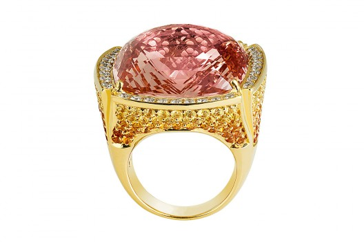 Grand Palmyra - Selected Jewels' Magnificent Ring