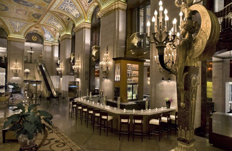 Historic Palmer House Hilton In Chicago After 215 Million