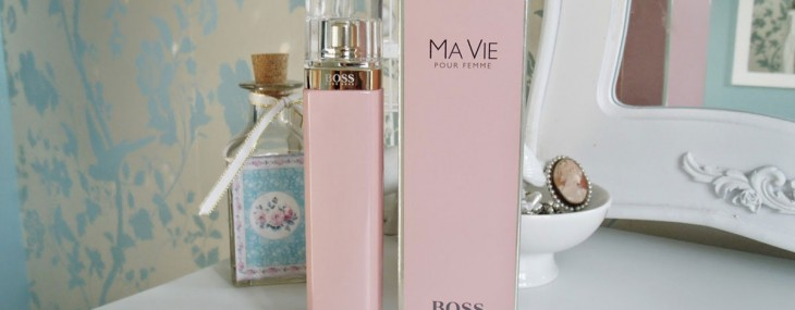 Boss Ma Vie Pour Femme – New Hugo Boss for Women