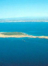 Small Mediterranean Island on Sale for € 1,5 Million