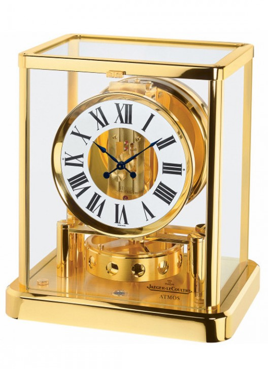 Jaeger-LeCoultre Atmos Clock Personalisation