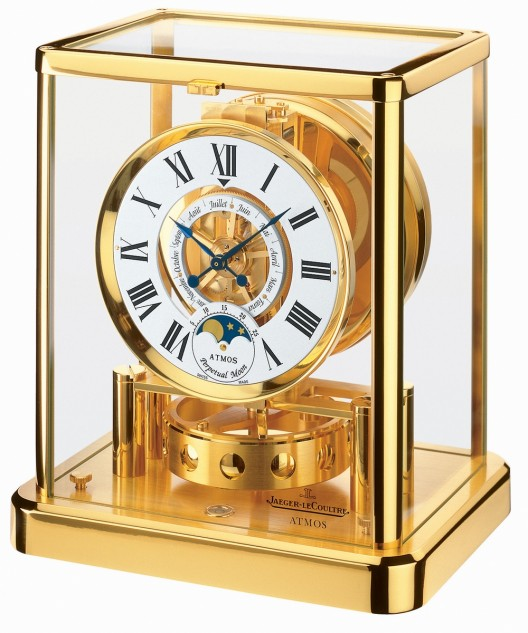 Jaeger-LeCoultre Atmos Clock3