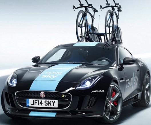 Jaguar F-Type Coupe Tour de France Special Edition