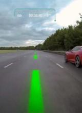 With Jaguar's New Virtual Windscreen You Feel Like You're Actually in Gran Turismo