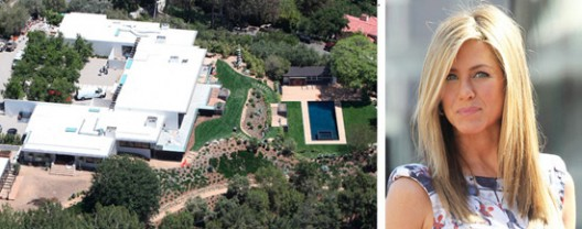 Jennifer Aniston Looking for a Buyer for Her Bel Air Mansion