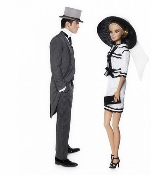 Barbie Gets New Style by Karl Lagerfeld
