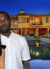 Kim Kardashian and Kanye West Want to Sell $11 Million Bel Air Home