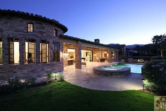 Kyle Richards Purchased La Quinta Estate for $2,35 Million