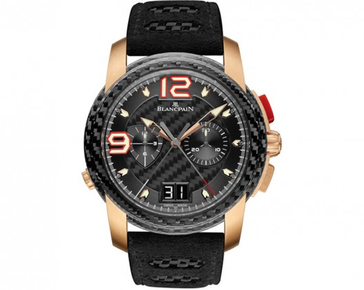 Blancpain's new L-Evolution R Flyback timepiece blends technology with style