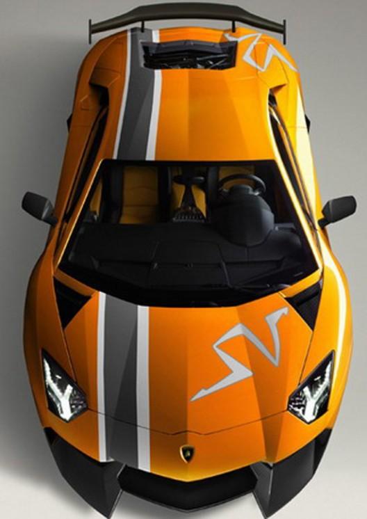 extreme Aventador SV (SuperVeloce)