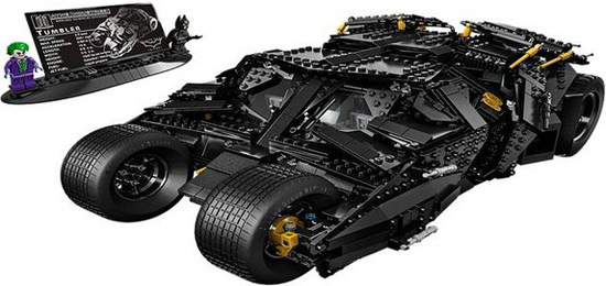 Batmobile Tumbler That You Can Afford