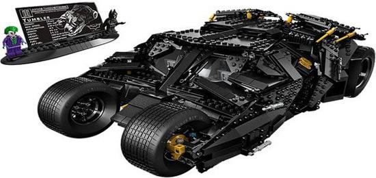 Batmobile Tumbler That You Can Afford