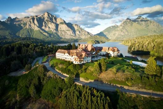 Llao Llao Hotel & Resort, Golf - Spa In Patagonia