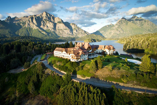 Llao Llao Hotel & Resort, Golf - Spa In Patagonia