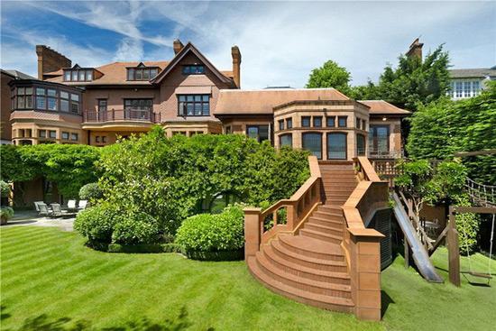 Luxury Villa Near London's Hampstead Village on Sale