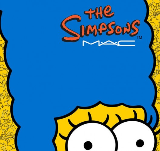 Mac's Simpsons Limited Edition Capsule Makeup Collection